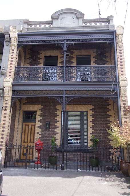 South melbourne gem on emerald hill maisons louer - Maison entrepot melbourne en australie ...