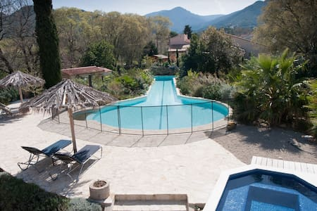 Villa, Pool for 12 by Argeles/Beach - Sorède - Villa