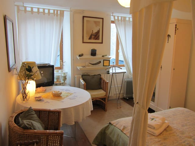 La Maison de Natasha room number 2 - Castillon-en-Couserans - Bed & Breakfast
