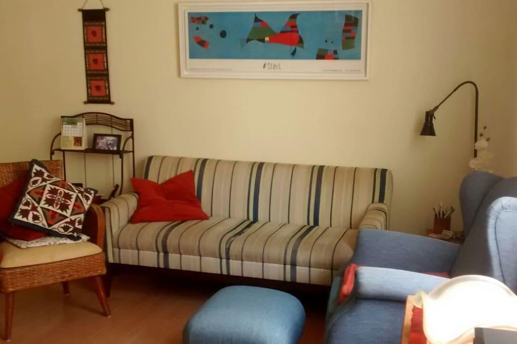 Sala Confortável