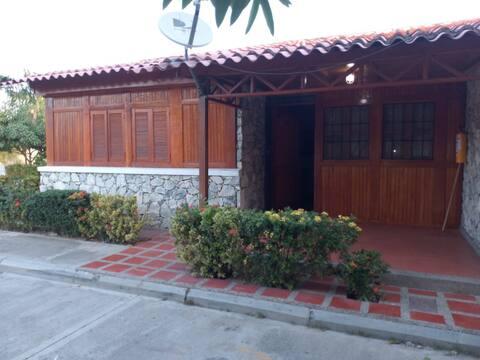 Cabañas villas del palmar, Santa Marta