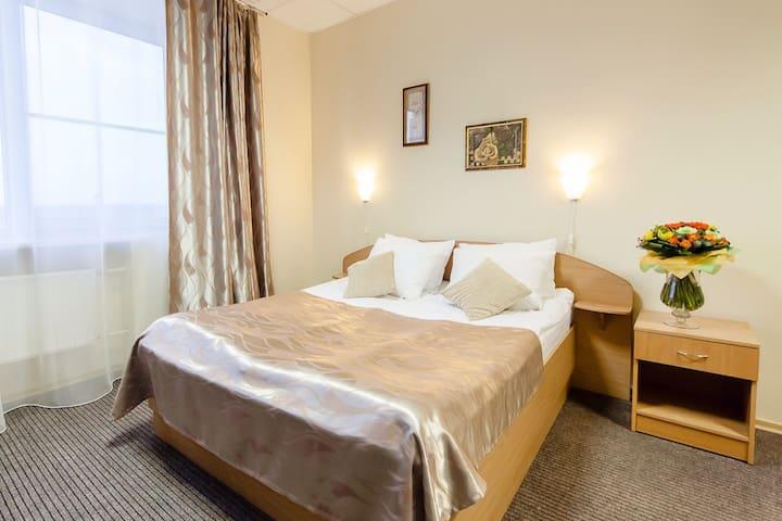 Гостиница Вояж-место Вашего отдыха! - Sankt-Peterburg - Bed & Breakfast