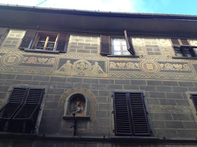 In Chianti Casina di Borgo - San Casciano In Val di Pesa - Apartament