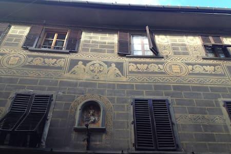 In Chianti Casina di Borgo - San Casciano In Val di Pesa - Apartemen