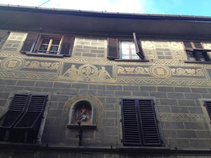 In Chianti Casina di Borgo