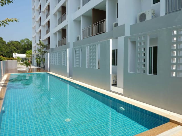 Ao Nang Pool Apartment - Ao Nang - Appartement