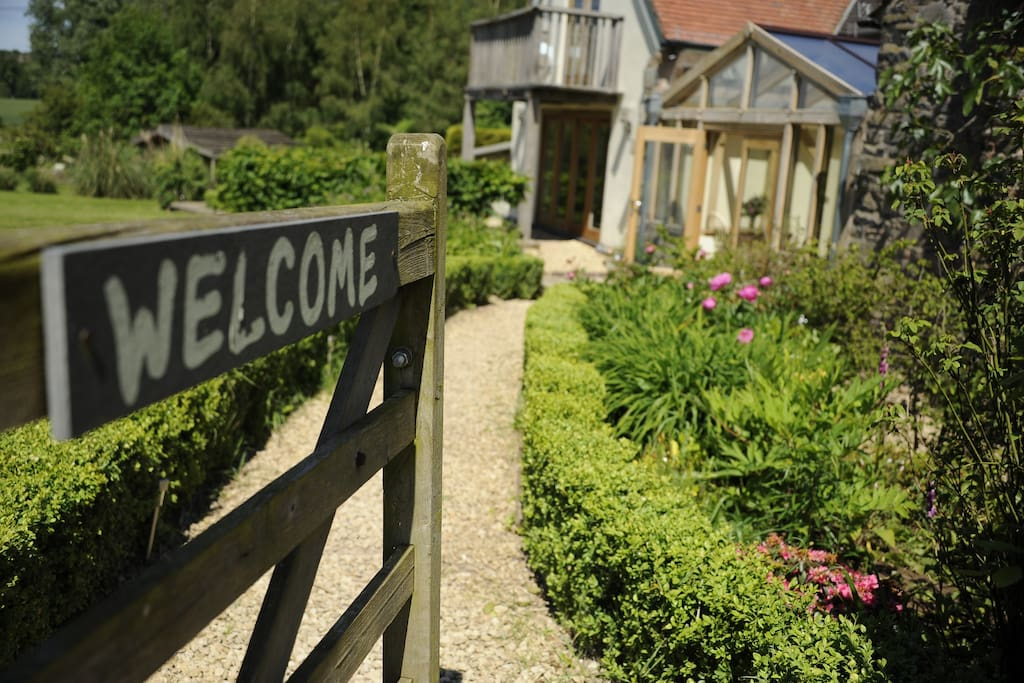 Welcome to our lovely country cottage near Ludlow.