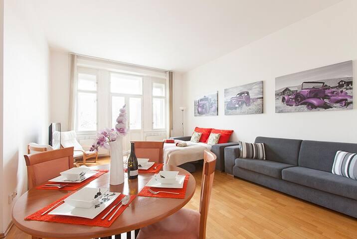 Riverview Apartments Praha - Ap.C - Prague - Apartment