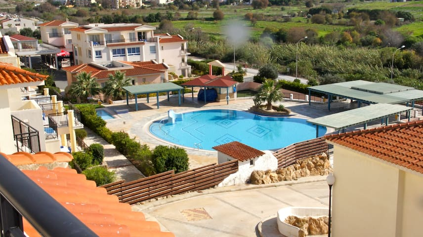500m from sea 2 bedroom apartment