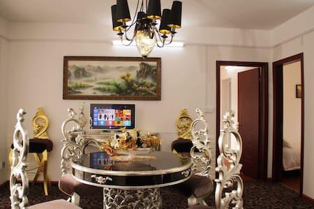 柳北长风雅筑欧式奢美装修三房套间 - Liuzhou