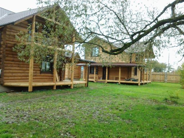 Гостевые дома на реке Угра - 3 дома