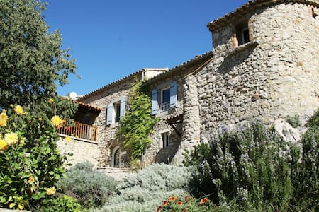 Cottage in the south with pool - Causse-de-la-Selle - Apartamento