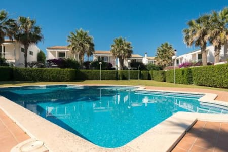 Modern Holiday Home with Pool, Terrace, Wi-Fi and Air Conditioning