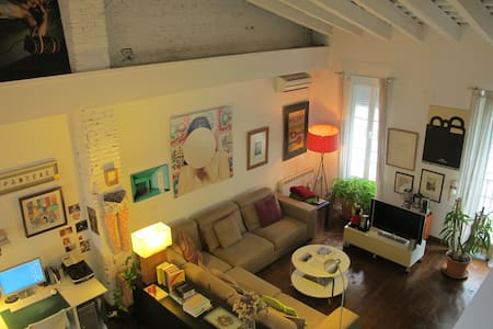 AMAZING STAY IN CENTRAL PENTHOUSE !!! - València - Rumah