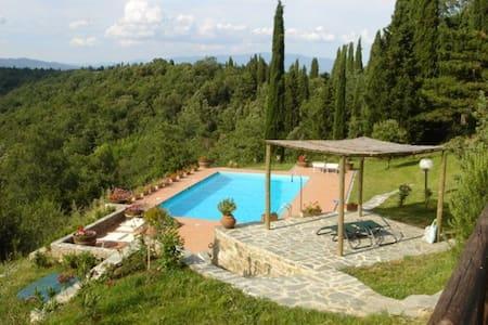 La Vista (Gratena) - Pieve A Maiano - Arezzo