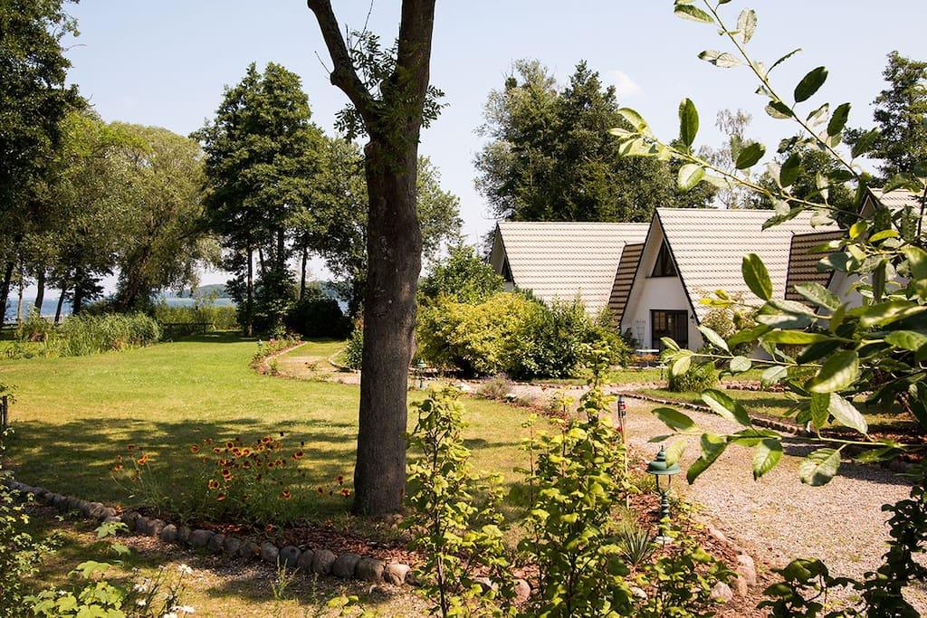 Das Haus am See Schwerin Houses zur Miete in Schwerin