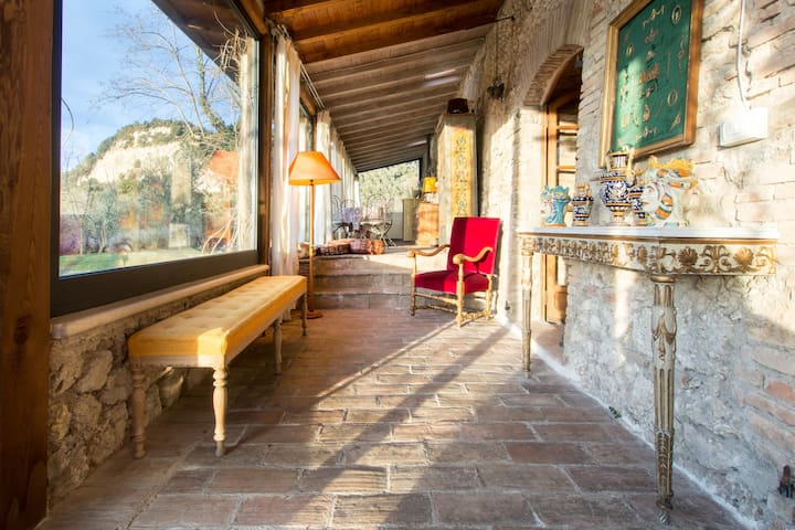 Country House with pool in UMBRIA 1 hour from Rome