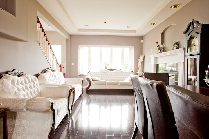 Beautiful room (s) Vancouver Home  - Vancouver - Huis