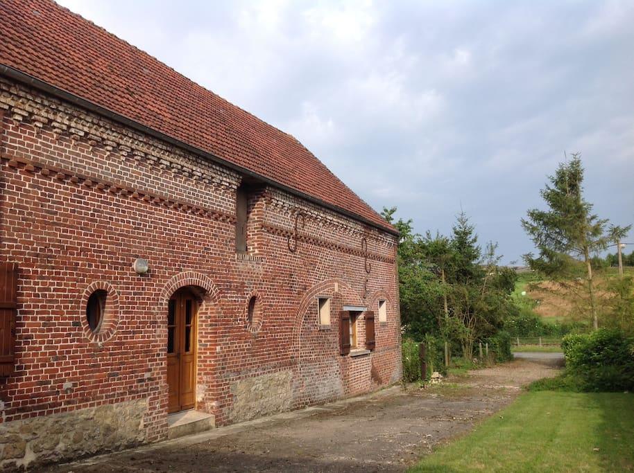 Vill giature normande maisons louer saint quentin for Maison de l emploi saint quentin