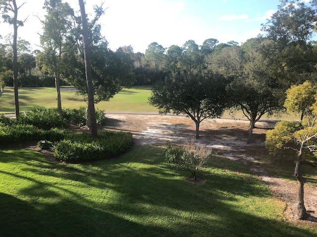 1 Bedroom overlooking North Golf Course