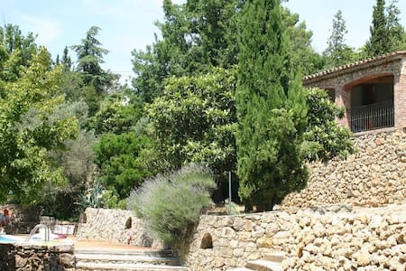 A villa for 6 persons in Provence - Flayosc - Talo