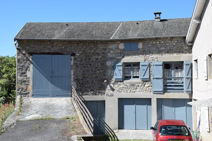 Stone house in Velay region - Rosières - Apartamento