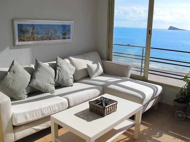 Precioso apartamento frente al mar. - Benidorm - Pis