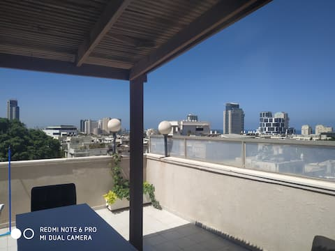 Best location and view in Tel Aviv