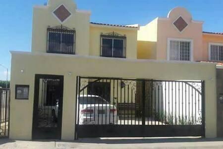 RENTA CASA AMUEBLADA FRACC. PRIVAD - Ensenada - Huis