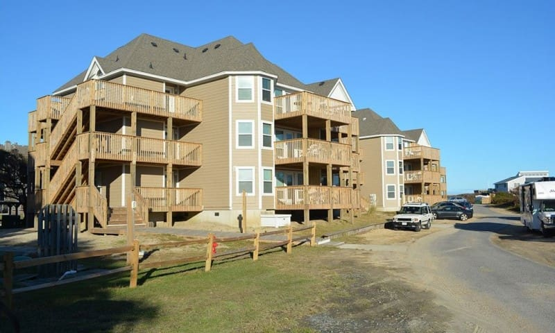 GREAT RESORT CONDO AND AMENITIES IN DUCK 6/20-6/27