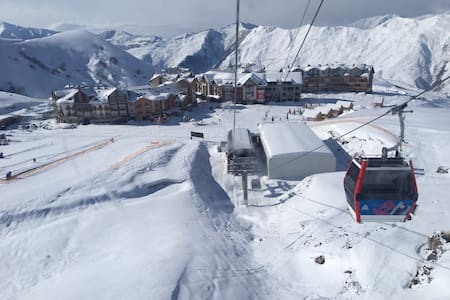 Ski-in ski-out appartment in New Gudauri 3