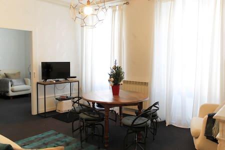 L'Aparté, appartement de 72 m²  au coeur de Lons - Lons-le-Saunier - Huoneisto