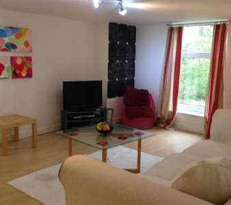 Lovely flat in Headingley Leeds - Leeds - Wohnung
