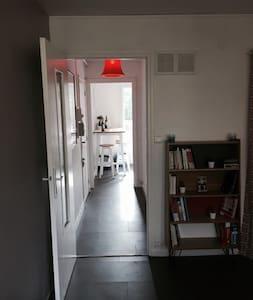 Appartement niché au coeur de l'Ile verte - Grenoble - Lejlighed