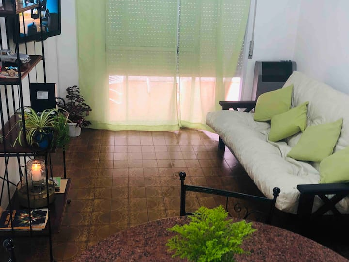 Beautiful & comfortable! Whole apartment. Olivos