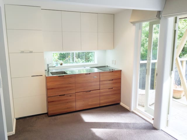 Leafy Suburban Apartment Near CBD - Wellington - Apartmen