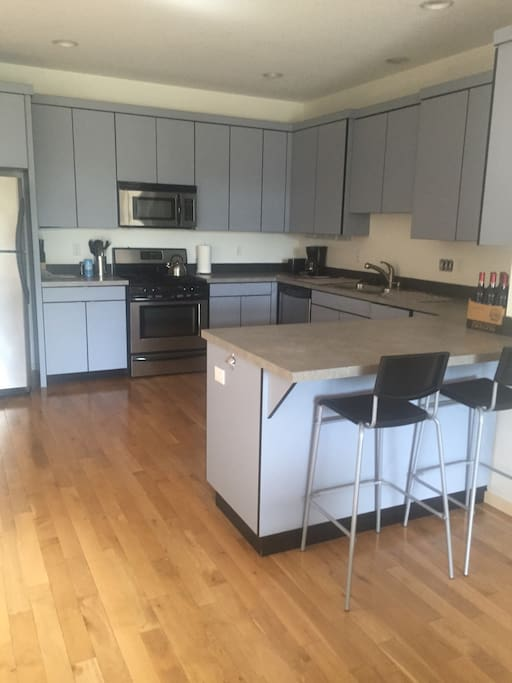 Huge Kitchen