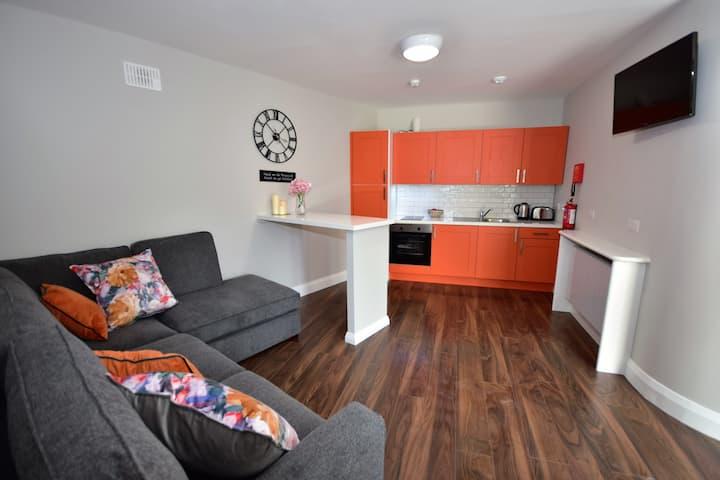 Private Luxury ground  2 bedroom apt Kilkenny City