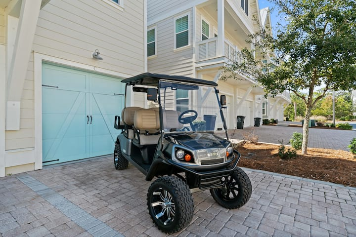 Prominence 'Southern Comfort' w/ NEW Golf Cart