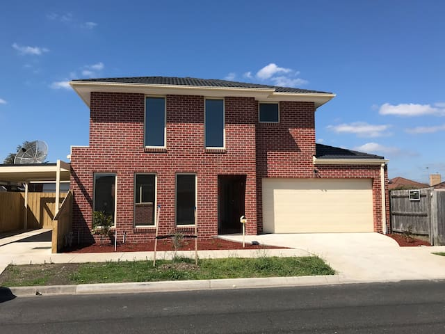 Brand new townhouse located in Lalor
