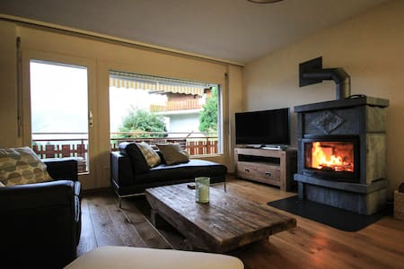 Cosy Apartment - Crans-Montana - Wohnung