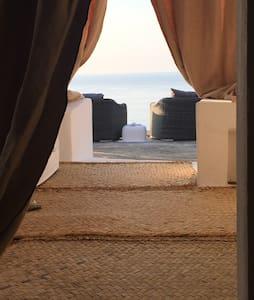 DAMMUSO DEI TURCHI - glamping Sicily - Pantelleria - Casa