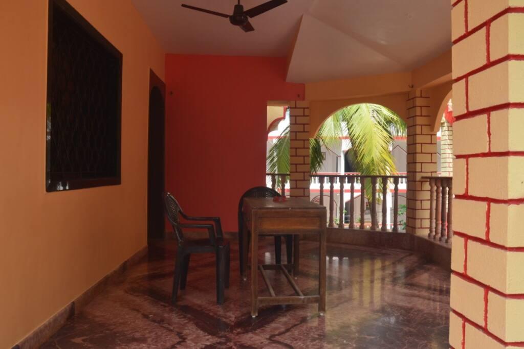 Веранда-балкон