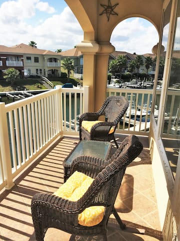 Stay at South Padre Island Golf Club! - Laguna Vista - Stadswoning