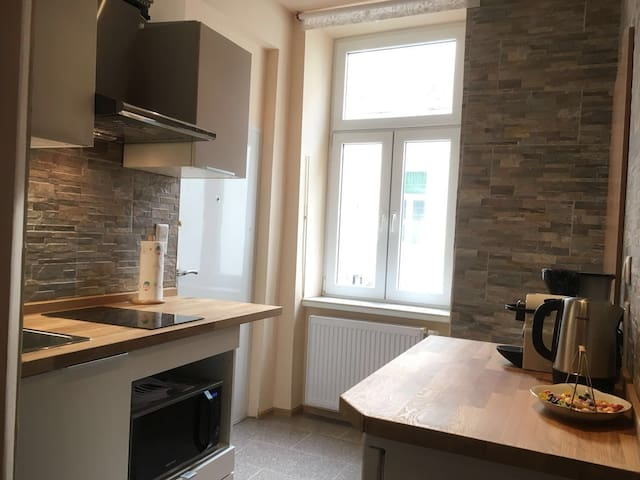 2 Bedroom Family flat in central Vienna