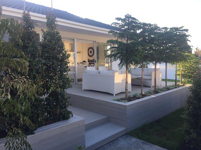 Quiet home in Remuera - Auckland - Huoneisto