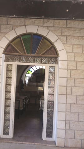 Private room in the center of safed - Safed - Apartamento
