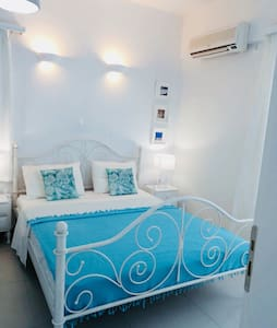 Aegean Suite with castle view#2
