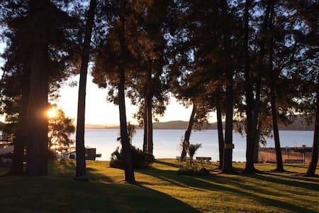 Casa Lago Rapel, Sector Punta Verde