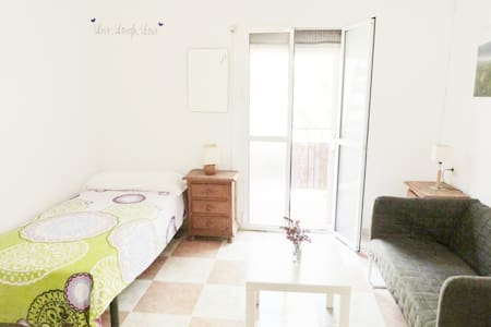 Room with balcony, Fuengirola center